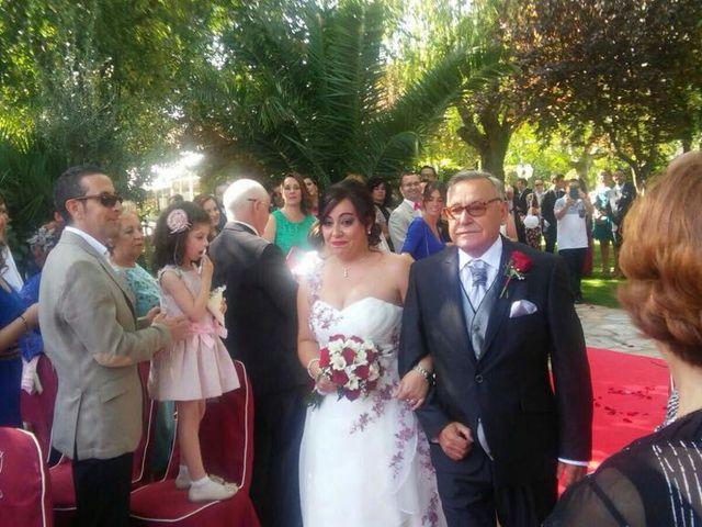 La boda de Abel y Eugenia en Illescas, Toledo 2