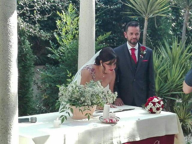 La boda de Eugenia y Abel