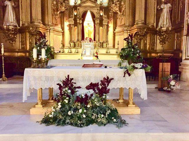 La boda de Antonio y María en Murcia, Murcia 3
