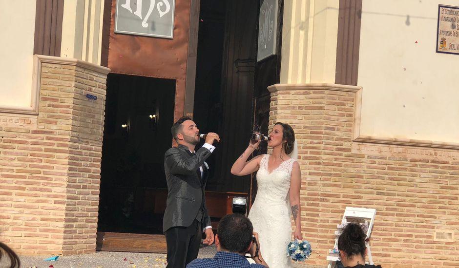 La boda de Silverio  y Nerea en Catral, Alicante