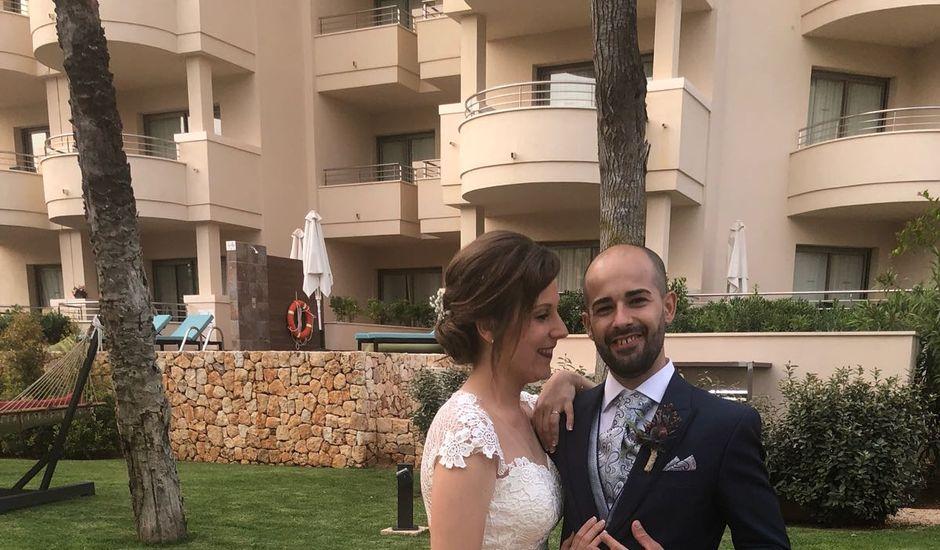 La boda de Pruden  y Llubi   en Sa Coma/la Coma, Islas Baleares