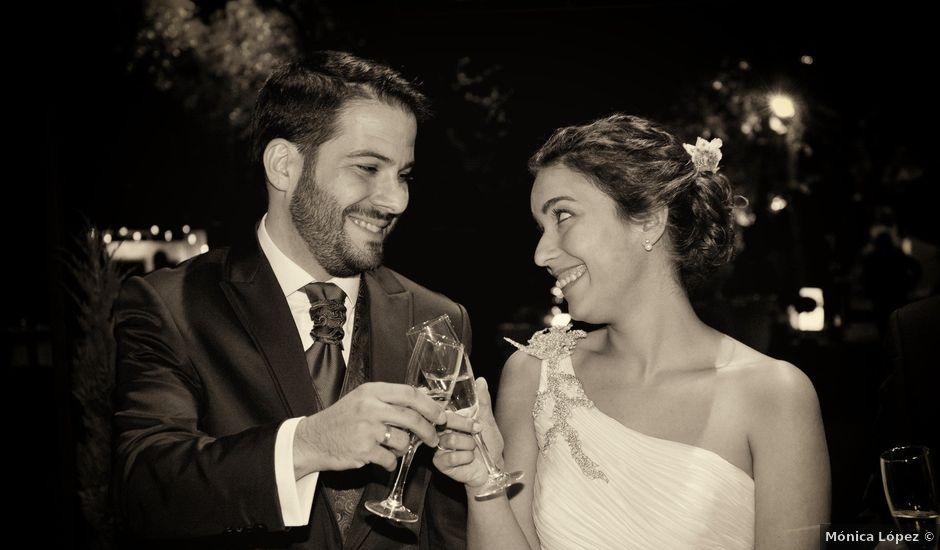 La boda de Isidro y Paloma en Moral De Calatrava, Ciudad Real