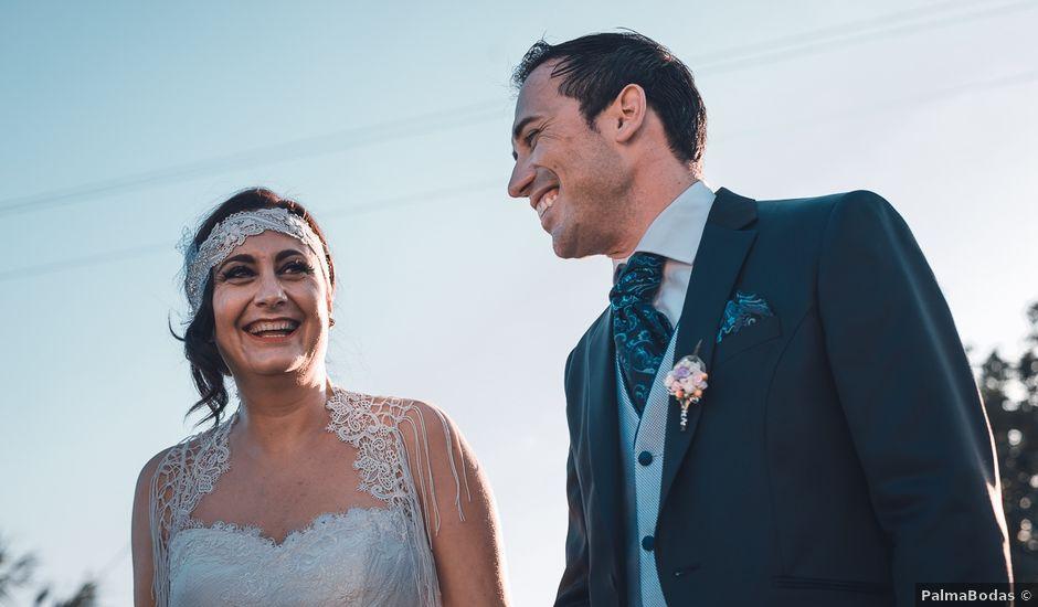 La boda de Ricardo y Cristina en Palma De Mallorca, Islas Baleares