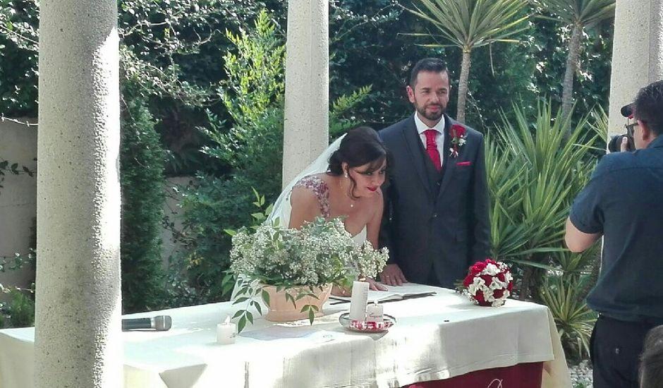 La boda de Abel y Eugenia en Illescas, Toledo