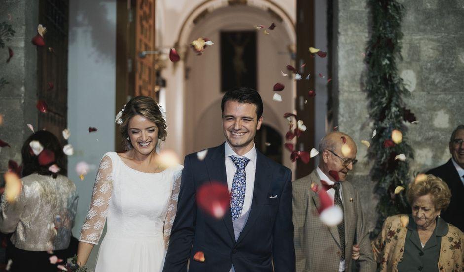 La boda de Antonio y María en Murcia, Murcia