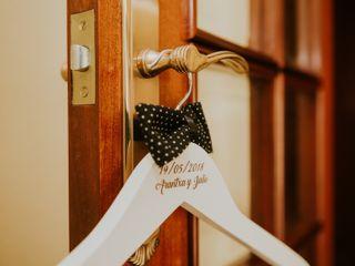 La boda de Arantxa y Julio 1