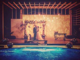 La boda de Marta y André
