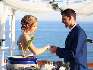 La boda de Laia y Andrés 1