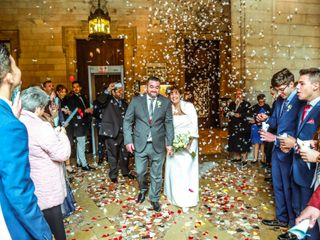 La boda de Silvia y Eduardo