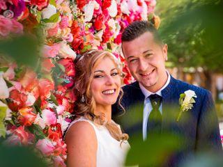 La boda de Javier y Natalia