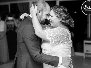 La boda de Cristina y Jacinto