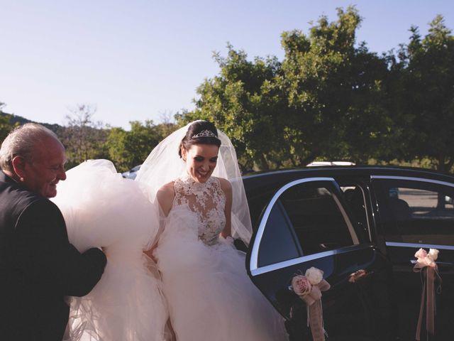 La boda de Victor y Noemi en Andratx, Islas Baleares 8