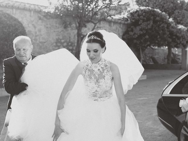 La boda de Victor y Noemi en Andratx, Islas Baleares 9