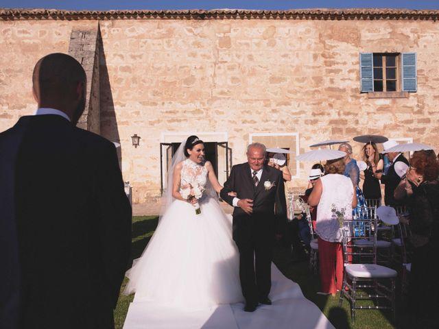 La boda de Victor y Noemi en Andratx, Islas Baleares 14