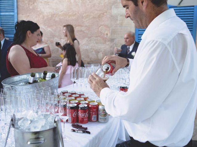 La boda de Victor y Noemi en Andratx, Islas Baleares 40