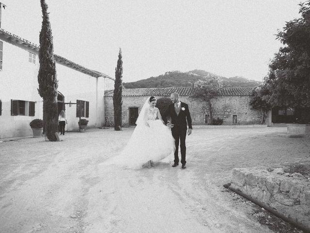 La boda de Victor y Noemi en Andratx, Islas Baleares 47