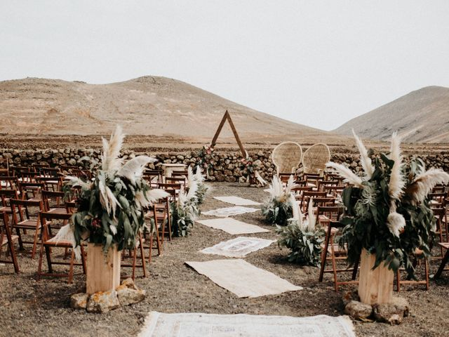 La boda de Ale y Bea en La Oliva, Las Palmas 9