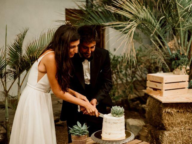 La boda de Ale y Bea en La Oliva, Las Palmas 10