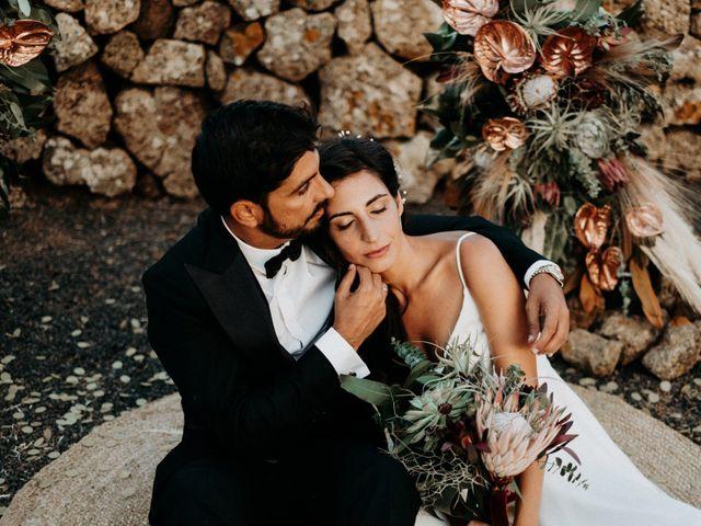 La boda de Ale y Bea en La Oliva, Las Palmas 13