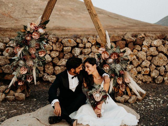 La boda de Ale y Bea en La Oliva, Las Palmas 14