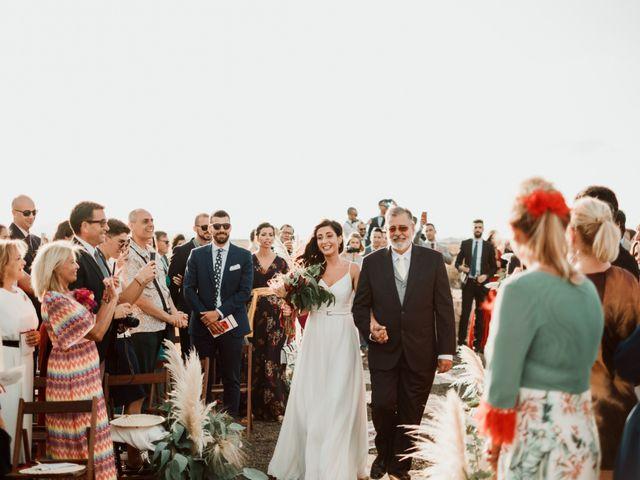 La boda de Ale y Bea en La Oliva, Las Palmas 18
