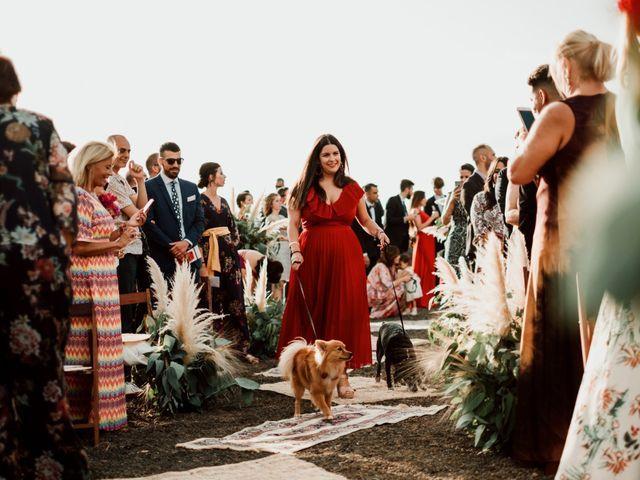 La boda de Ale y Bea en La Oliva, Las Palmas 19