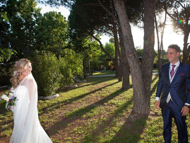 La boda de Mónica y Daniel