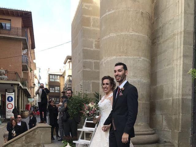 La boda de Alberto  y Nerea en Peralta, Navarra 3