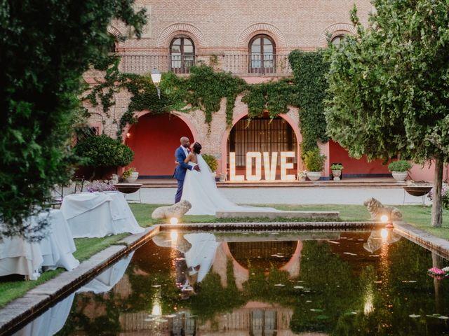 La boda de Temi y Lisa en Alcalá De Henares, Madrid 109
