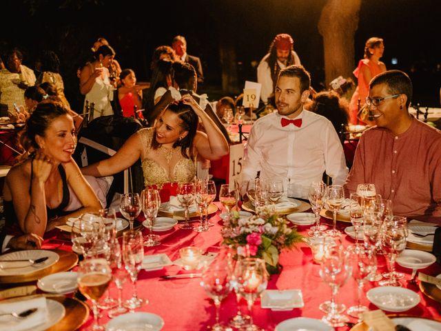 La boda de Temi y Lisa en Alcalá De Henares, Madrid 119