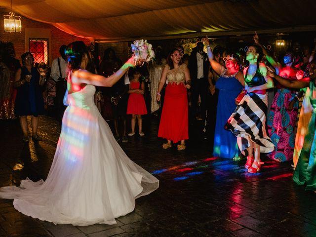 La boda de Temi y Lisa en Alcalá De Henares, Madrid 138