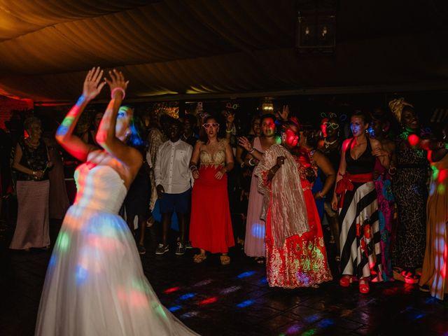 La boda de Temi y Lisa en Alcalá De Henares, Madrid 139