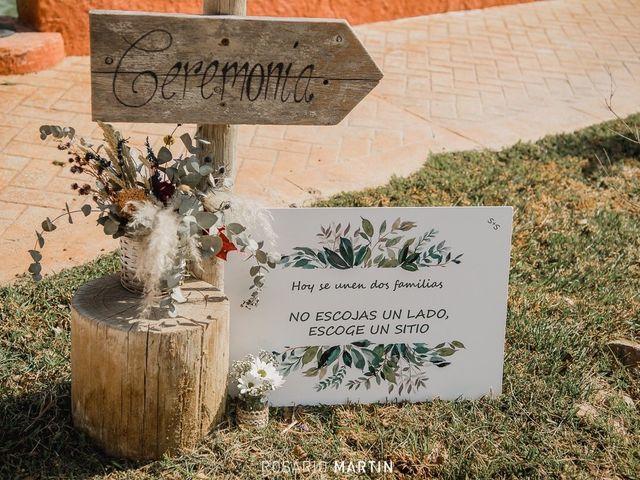 La boda de Sente y Sandra en Elx/elche, Alicante 28