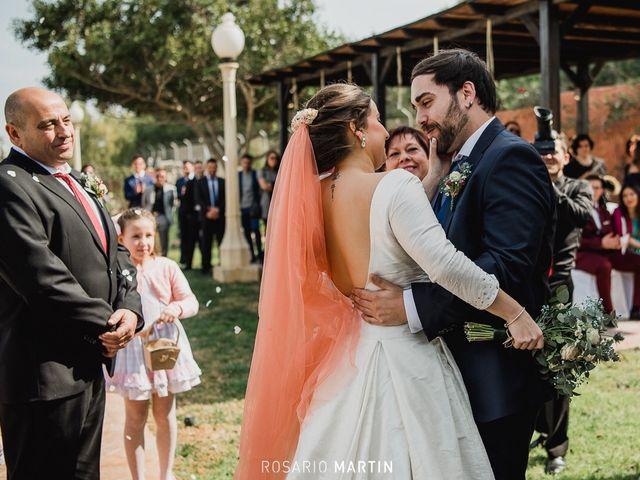 La boda de Sente y Sandra en Elx/elche, Alicante 33