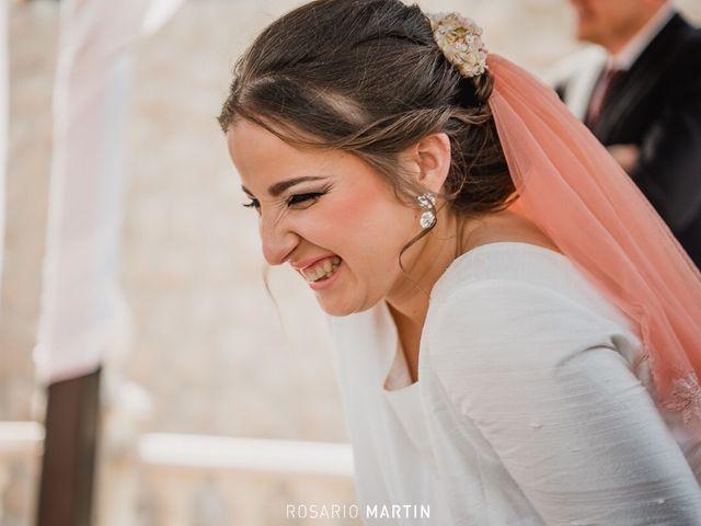 La boda de Sente y Sandra en Elx/elche, Alicante 35