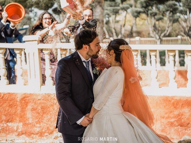 La boda de Sente y Sandra en Elx/elche, Alicante 45