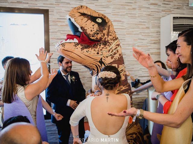 La boda de Sente y Sandra en Elx/elche, Alicante 53