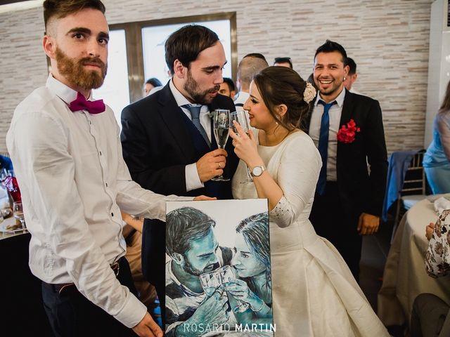 La boda de Sente y Sandra en Elx/elche, Alicante 54