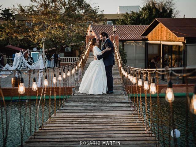 La boda de Sente y Sandra en Elx/elche, Alicante 59