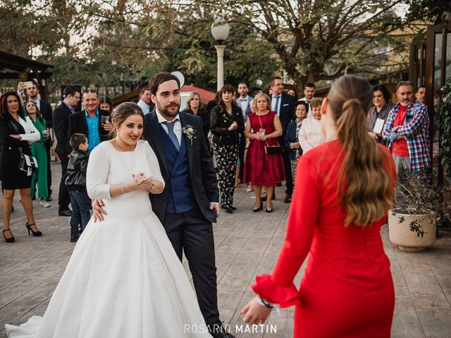 La boda de Sente y Sandra en Elx/elche, Alicante 63