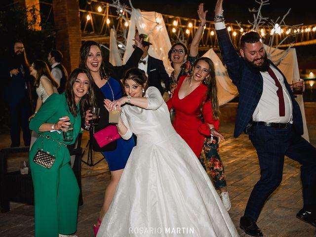 La boda de Sente y Sandra en Elx/elche, Alicante 65