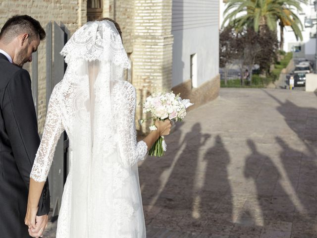 La boda de Antonio y Rosa en Huelva, Huelva 20