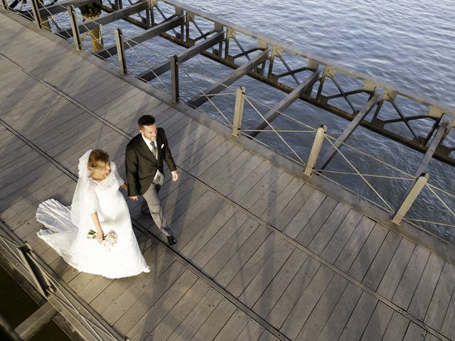 La boda de Antonio y Rosa en Huelva, Huelva 22
