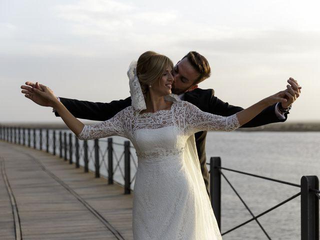 La boda de Antonio y Rosa en Huelva, Huelva 25