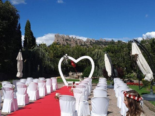 La boda de Salvador Martinez Ruiz y Salvador & Yesenia en El Bruc, Barcelona 1
