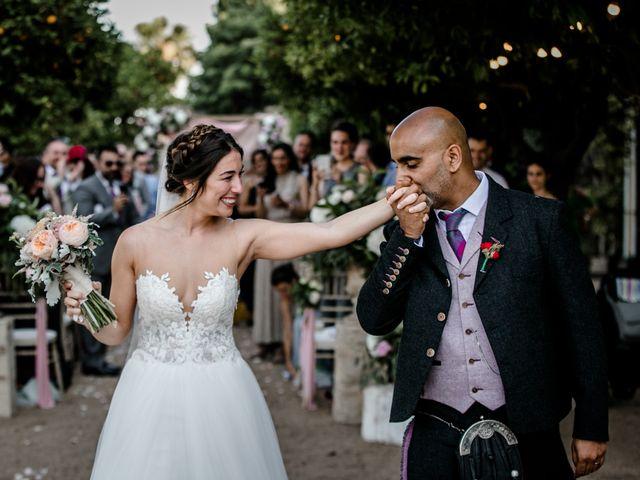 La boda de Ana y Neil