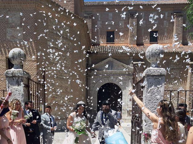 La boda de Carlos y Patricia en Arganda Del Rey, Madrid 1