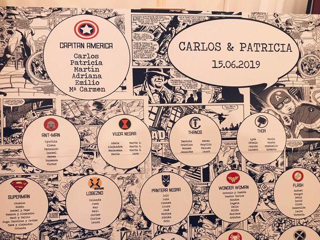 La boda de Carlos y Patricia en Arganda Del Rey, Madrid 7