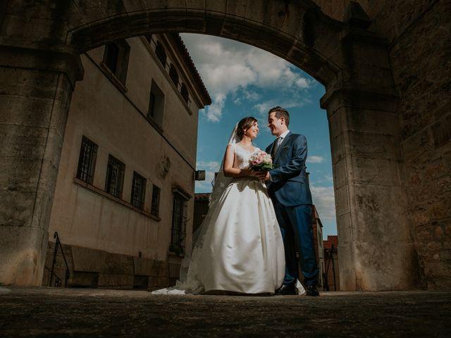 La boda de Arantxa y Julio