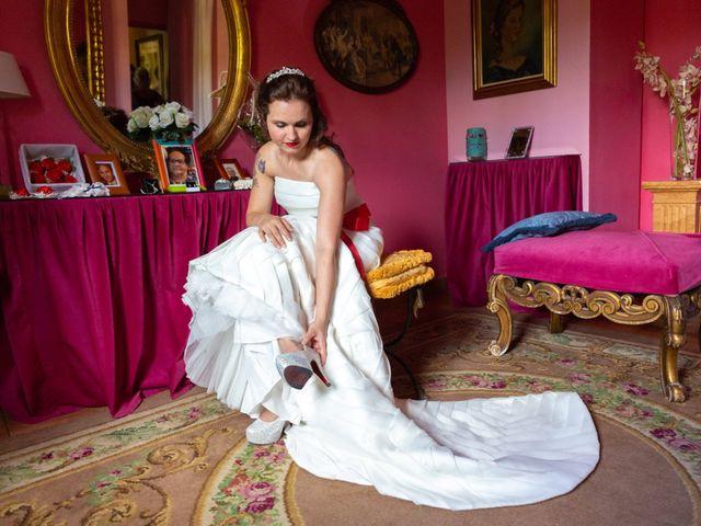 La boda de Arturo y Jessica en San Juan Mozarrifar, Zaragoza 12